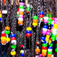Hair braiding with colorful beads - PhotoDune Item for Sale