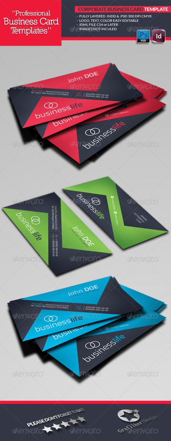Timeline corporate business card templates designs reheart Images
