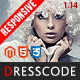 Dresscode - Responsive Magento Theme - ThemeForest Item for Sale