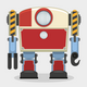 Cartoon Robots Collection - GraphicRiver Item for Sale