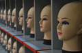 mannequin heads lined-up - PhotoDune Item for Sale