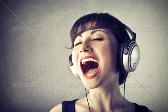 sing - Stock Photo - Images