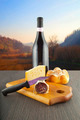 Sausage, cheese and wine - PhotoDune Item for Sale