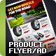 Product Flyer/Ad - Vol. 5 - GraphicRiver Item for Sale