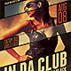 Minimalistic Party Flyer 3 - GraphicRiver Item for Sale