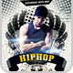 Hip Hop Flyer Template V.2 - GraphicRiver Item for Sale