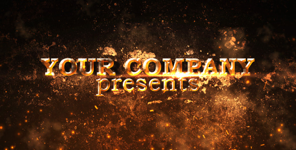 After Effects Project - VideoHive Barbarian 482345