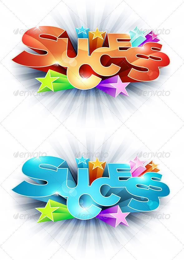 GraphicRiver Success 4611435