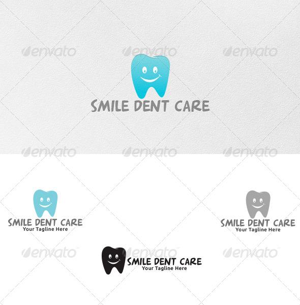 GraphicRiver Smile Dent Care Logo Template 4611537