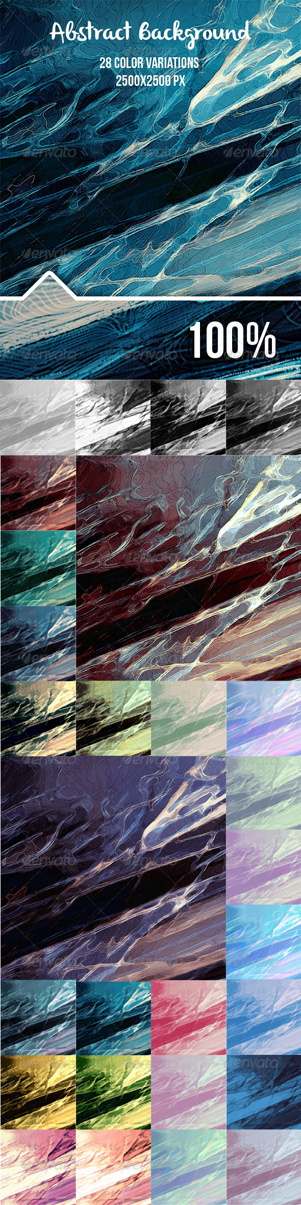 GraphicRiver 28 Abstract Backgrounds 4611665