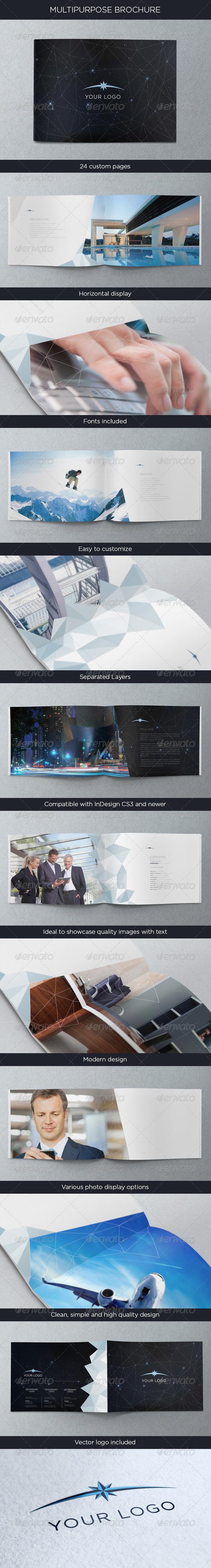 GraphicRiver Multipurpose Brochure 4541485