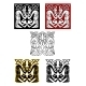 Stork Birds in Celtic Ornament Style - GraphicRiver Item for Sale