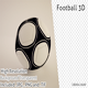 Football 3D Render - GraphicRiver Item for Sale