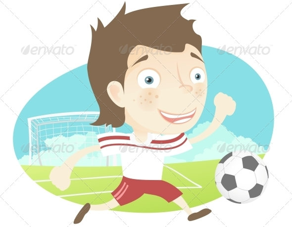 GraphicRiver Vector Character 4613005