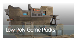 Collection-low-poly-game-models