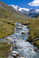 Mountain river in the swiss alps  - PhotoDune Item for Sale