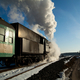 Old retro steam train - PhotoDune Item for Sale