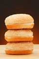 Hamburger Bun Stack - PhotoDune Item for Sale