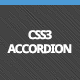 CSS3 Vertical & Horizontal Accordion - CodeCanyon Item for Sale