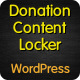 Donation Content Locker - CodeCanyon Item for Sale