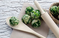 Vegetarian spinach dumplings - PhotoDune Item for Sale