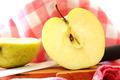 Apple cut in half - PhotoDune Item for Sale