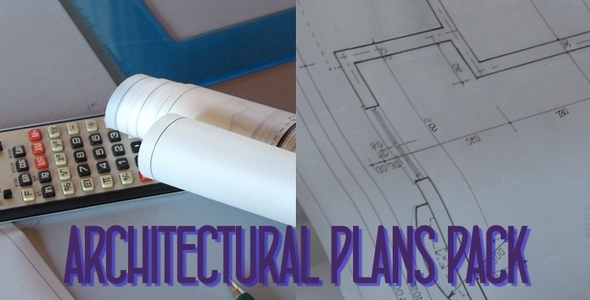 Architectural Plans Pack