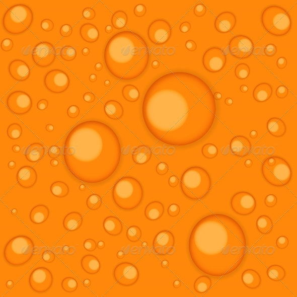 GraphicRiver Abstract Backgrounds with Water Drops 4619063