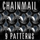 Chainmail; Medieval Armor Texture Set