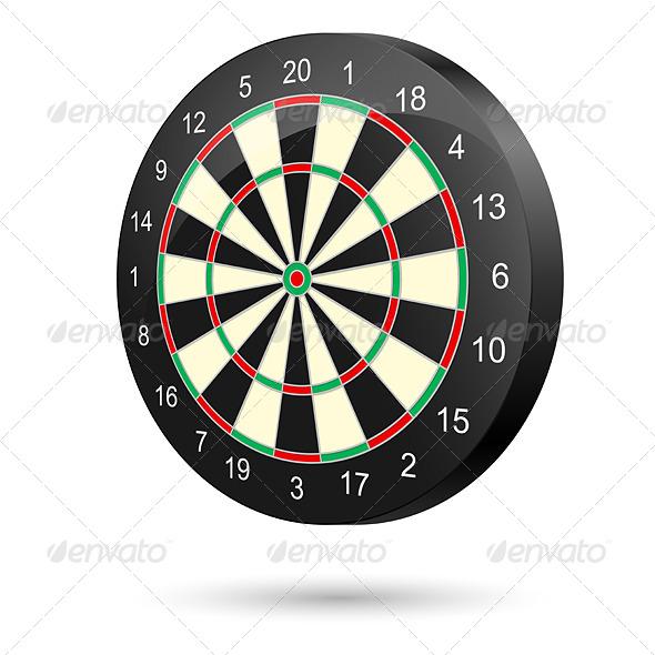 Dartboard - Conceptual Vectors