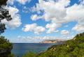 """Rocky coastline (""""Inzhir"""" reserve, Crimea, Ukraine)"""
