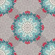 Seamless Pattern with Abstract Elements - GraphicRiver Item for Sale