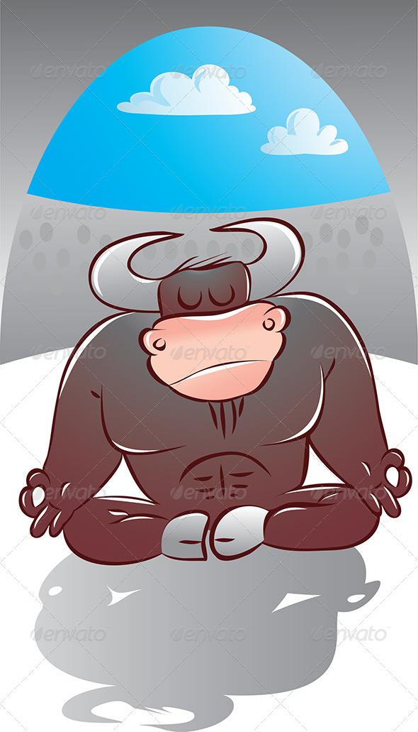 GraphicRiver Yoga Master 4620904