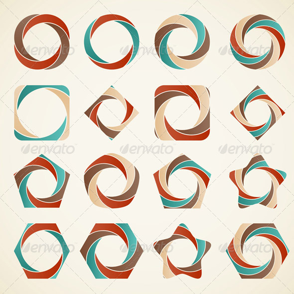 GraphicRiver Abstract Design Elements 4621219