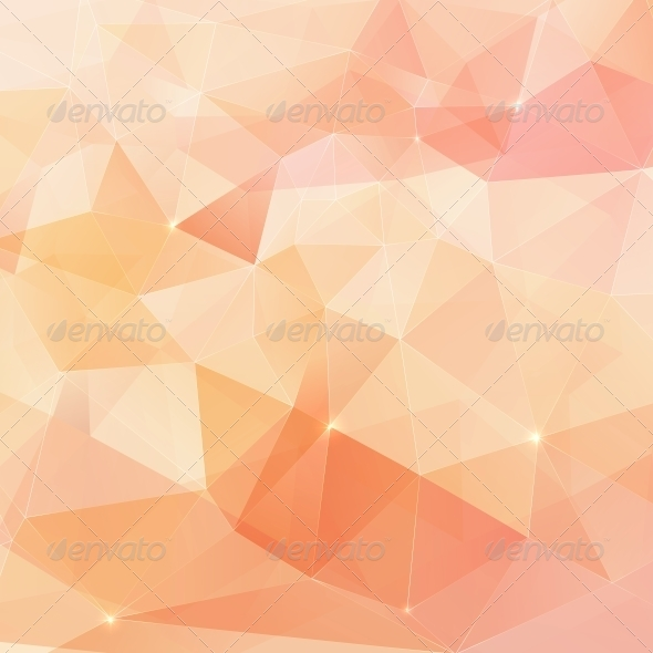 GraphicRiver Abstract triangles geometry vector background 4621312