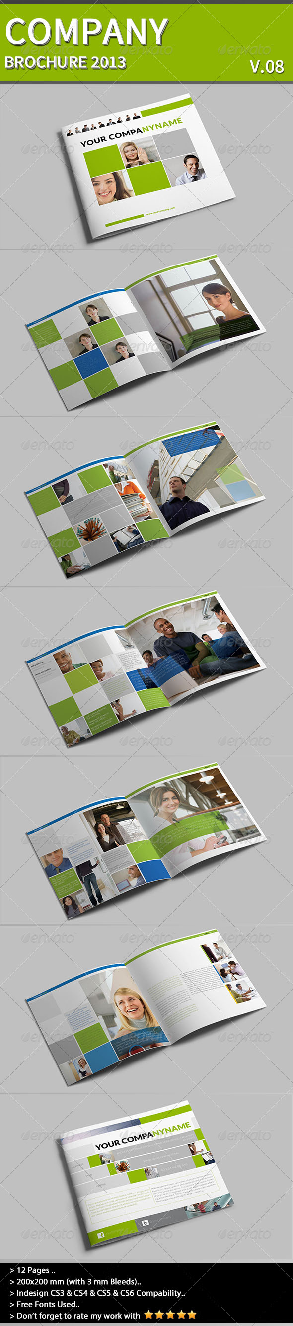 GraphicRiver Company Brochure Part 08 4622284