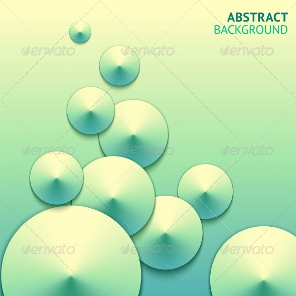 GraphicRiver Abstract Paper Bubbles Background 4622954