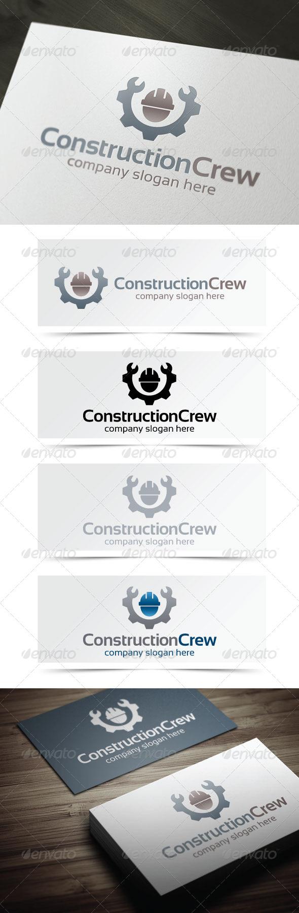 GraphicRiver Construction Crew 4623536