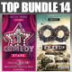 Top Flyer Bundle Vol. 14