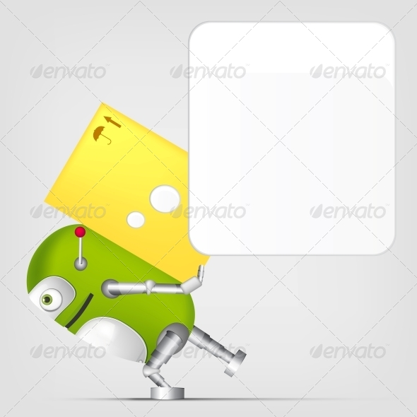 GraphicRiver Robot 4624047