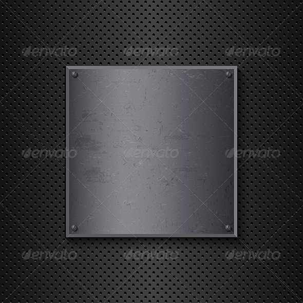 GraphicRiver Grunge Metal Background 4626429