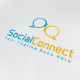 Social Connect Logo - GraphicRiver Item for Sale