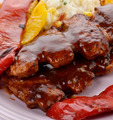Barbecue Pork Ribs - PhotoDune Item for Sale
