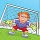 Download Vector Soccer Player