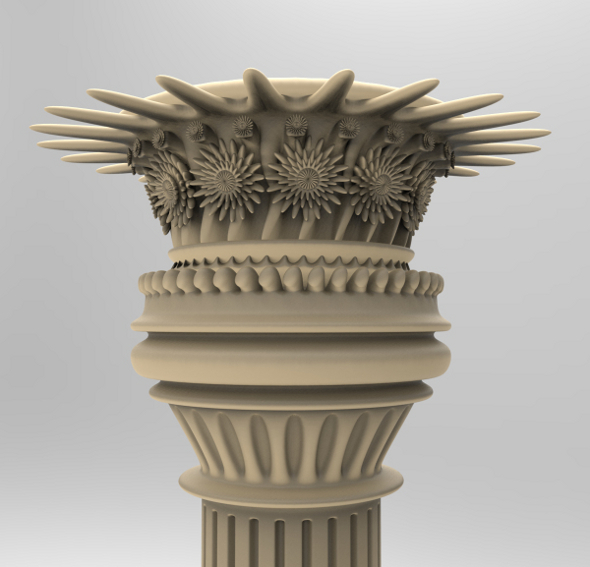 3DOcean Column Aggressive Style 4628336