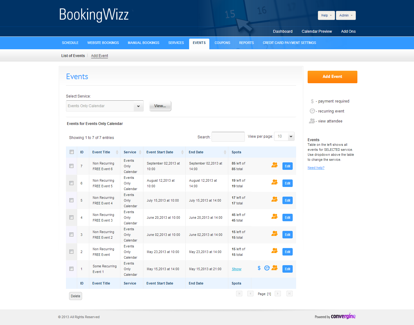 Booking System By CriticalGears