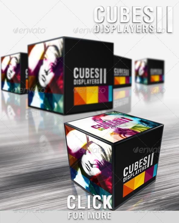 Cubes Displayers II