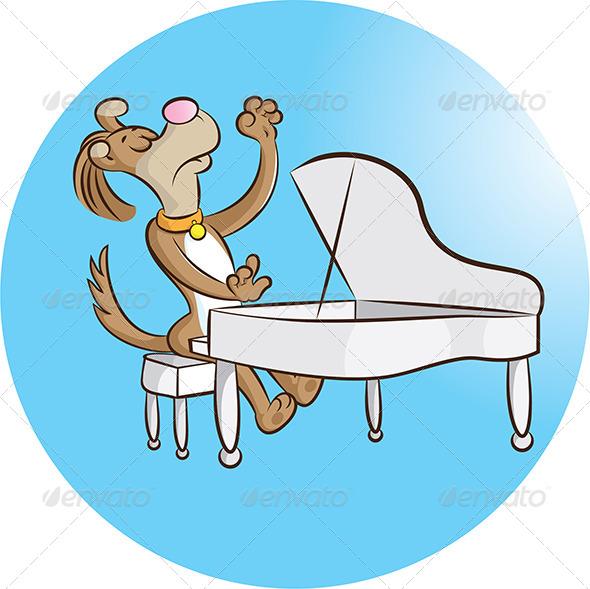 GraphicRiver Pianist 4630232