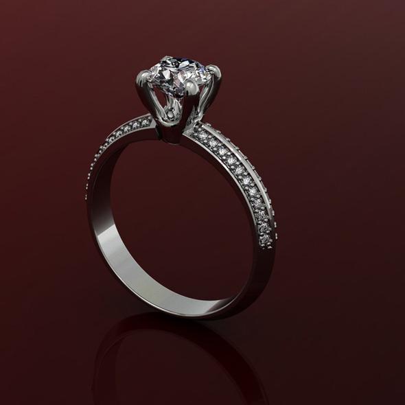 NR Design Ring 2013 - 3DOcean Item for Sale