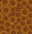 3d orange brown curly worm shape backdrop - PhotoDune Item for Sale
